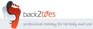 back2toes logo
