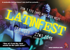 latinfest flyer front